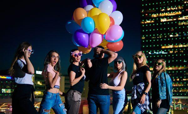 Brandul de petreceri exclusiviste #thedate sărbătorește 2 ani de existență cu un eveniment grandios pe rooftop-ul Promenada