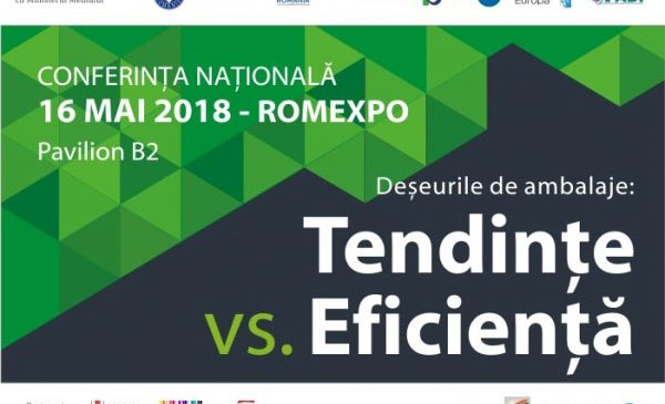 Taxa pe ambalaj, în dezbatere la conferinţa anului pe teme de mediu
