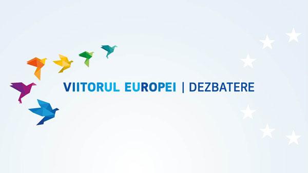 Viitorul Europei, dezbatere