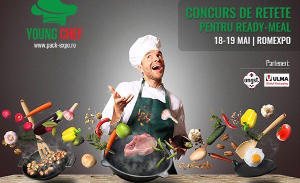 ANGST organizează în cadrul PACK EXPO cel mai mare concurs de ready meal din România