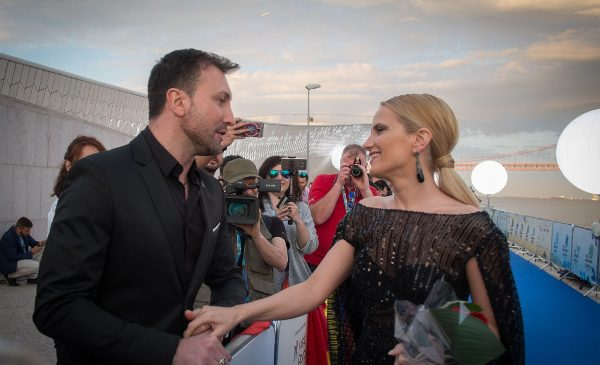 Cristina Caramarcu, cerută în căsătorie la Ceremonia de deschidere Eurovision 2018