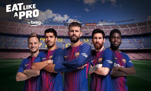 Beko și FC Barcelona continuă printr-un parteneriat cu UNICEF misiunea brandului de prevenire a obezității infantile