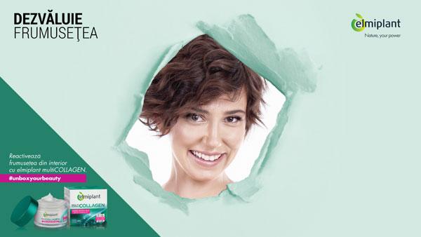 elmiplant și Dana Rogoz încurajează frumusețea naturală a femeilor și lansează campania 'Dezvăluie frumusețea'
