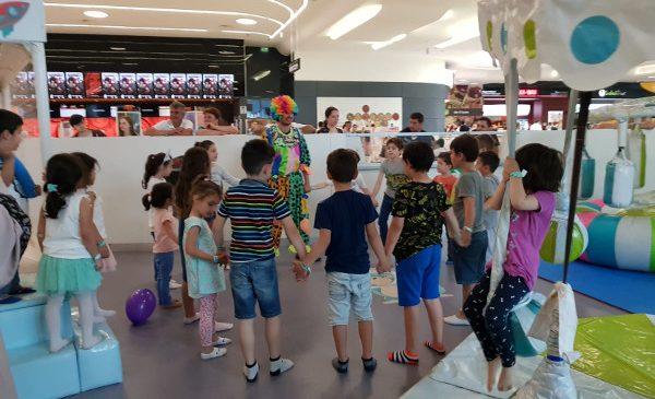 Surprize de iunie: o nouă locație Gymboland și circuit de petreceri de Ziua Copilului