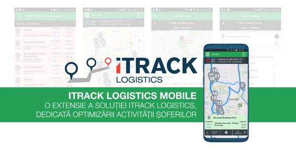 Isys Professional, companie din grupul Maguay, lanseaza iTrack Logistics