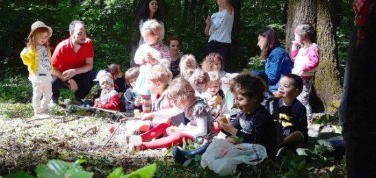 """Karin's Kids Academy lansează campania """"Educația în natură"""""""