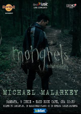 Michael Malarkey București