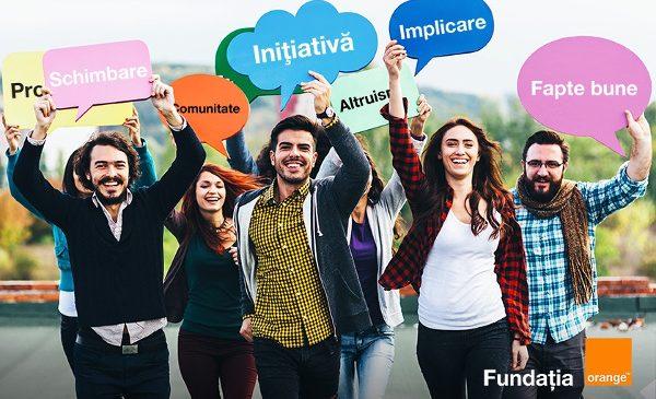 """40.000 euro pentru 6 proiecte de filantropie, prin programul """"Susține un ONG!"""""""