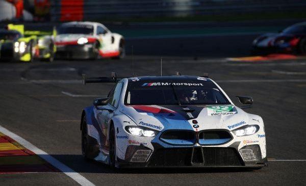 Locul al cincilea pentru BMW M8 GTE în cursa de debut în FIA WEC