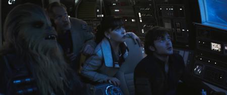 Fii primul care pășește pe Millennium Falcon alături de HAN SOLO