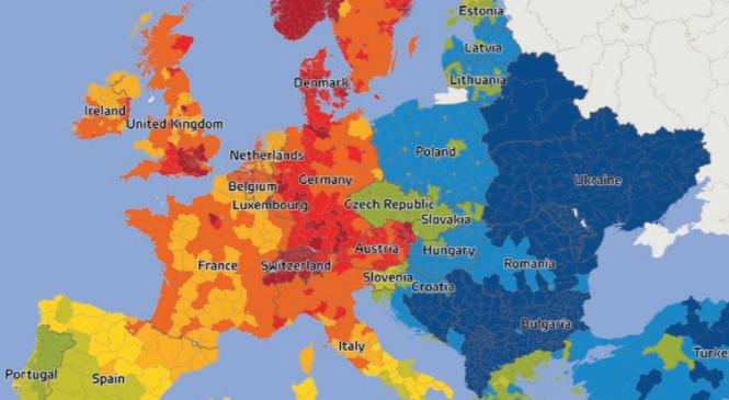 Puterea de cumpărare a românilor, cea mai mare rată de creștere din Europa în 2017