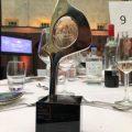 trofeu Gold SABRE Awards EMEA 2018