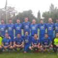 APC vicecampioana cu echipa de fotbal
