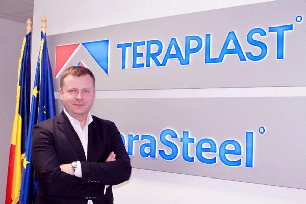 Alexandru Stanean, Director General TeraPlast