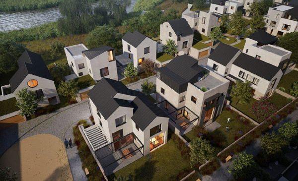 Avalon Estate – un concept rezidențial unic, care oferă o varietate de tipuri de locuințe de calitate, situate în zona de nord a Bucureștiului