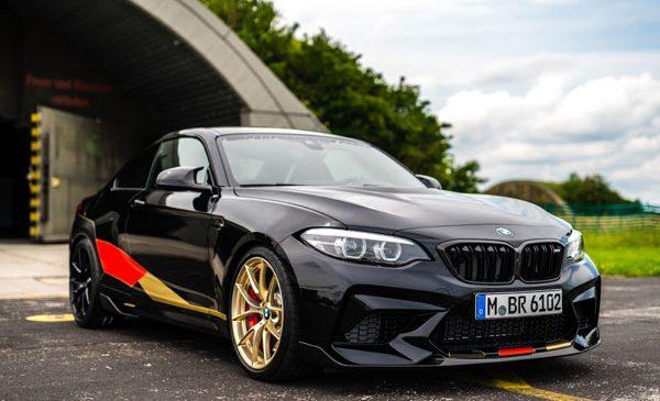 Febra fotbalului pune stăpânire peste accesoriile BMW M Performance