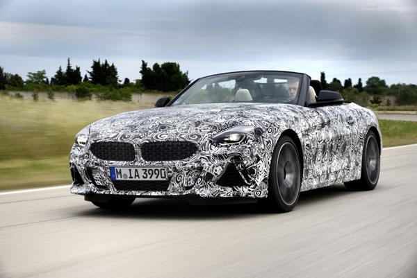 BMW Z4 PreDrive