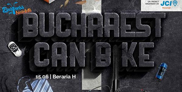 Business pe Bicicletă, ediția cu numărul 12: Bucharest can Bike