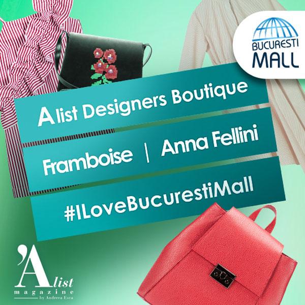 Bucuresti Mall, Framboise, Anna Fellini