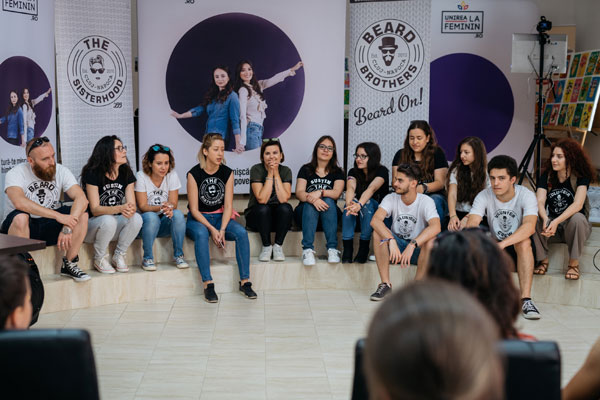 Campanie Unirea la feminin