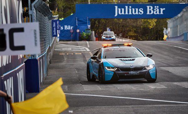 Punct de reper pentru Campionatul FIA Formula E ABB în Elveţia