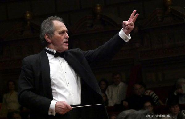 Cristian Mandeal, Simfonia a II-a de Enescu cu Filarmonica din Cluj