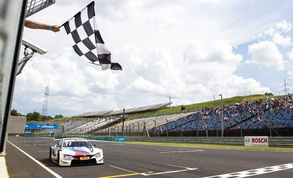 Triplă BMW Motorsport în cursa a doua de la Budapesta şi alţi doi piloţi clasaţi în puncte