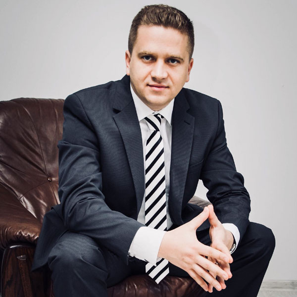 Daniel Paraschiv, CTP Romania