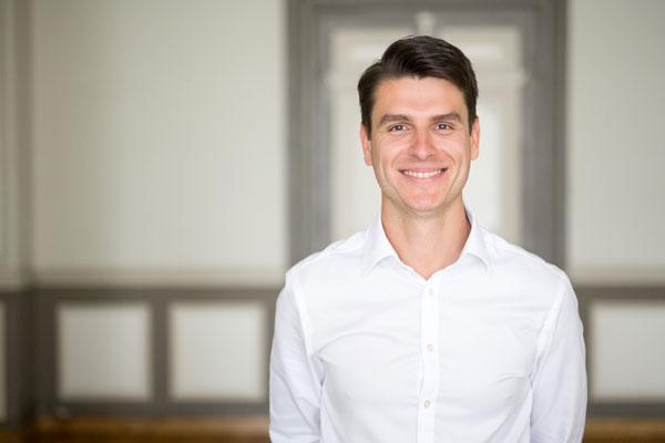 Daumantas Dvilinskas, CEO TransferGo