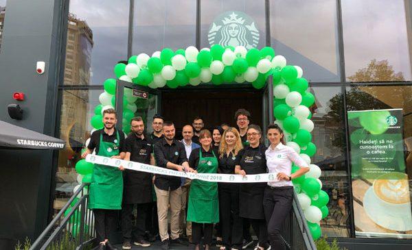 Starbucks aduce populara cafea la Pitești unde lansează prima cafenea