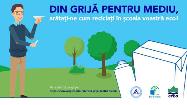 Tetra Pak® promovează educarea unei generații responsabile față de mediu