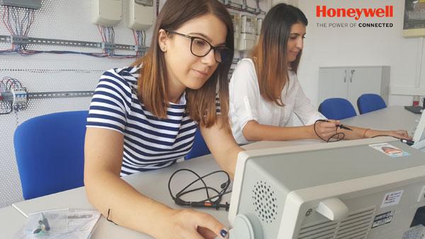 Honeywell inaugurează un laborator electro-it pentru 400 de studenți ai Universității Politehnice Timișoara