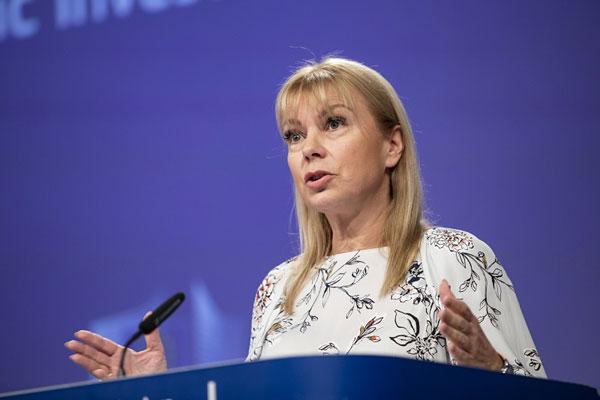 Elżbieta Bienkowska 2018 buget UE