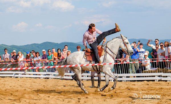 Haidook Summer Fest a ajuns la a treia ediție
