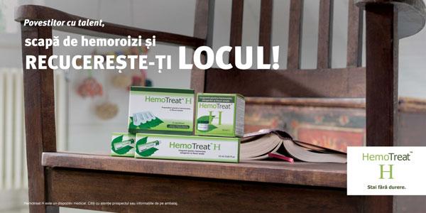 HemoTreat H – extensie de gamă, promovată creativ de DDB România