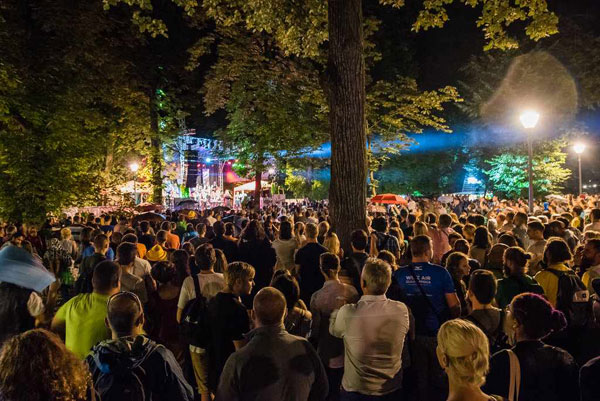 Jazz in the Park, Cluj