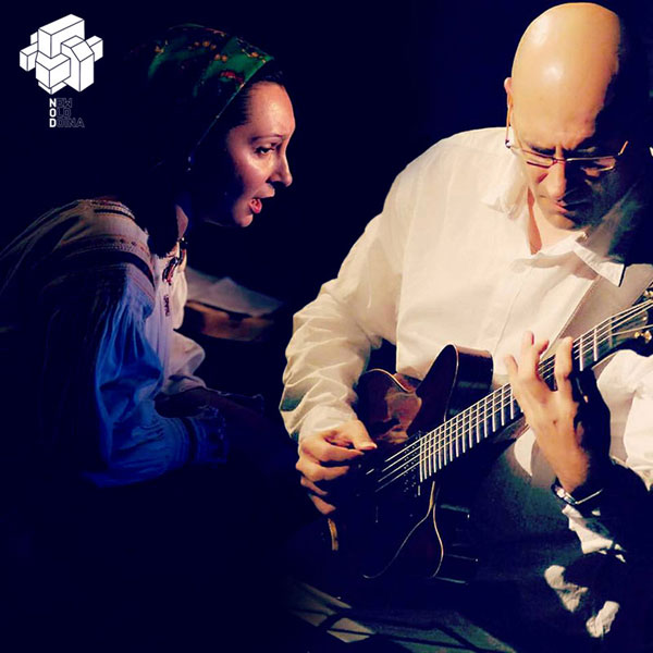 Jazz in the Park, Romania 100, Maria Casandra si Sorin Romanescu
