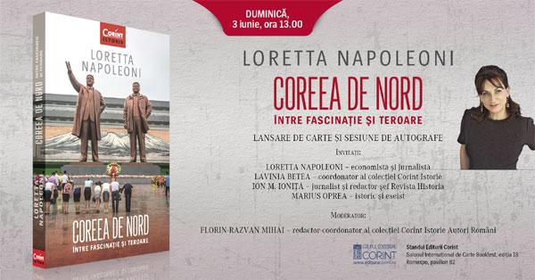 Loretta Napoleoni la București