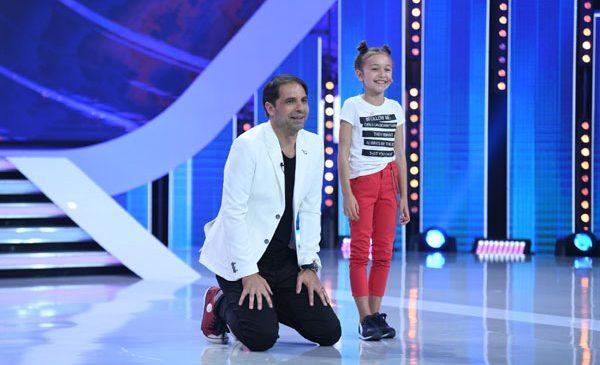 """Dan Negru, Lidia Buble, Pepe și Dorian Popa, luați peste picior de o fetiță, pe scena de la """"Next Star"""""""