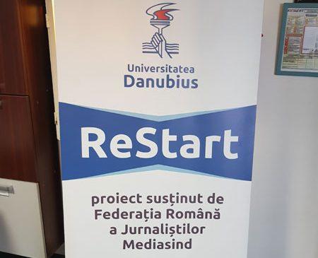 AGERPRES a prezentat expoziția de fotografie România: Evoluție în cadrul celei de-a 22-a ediții a Conferinței Internaționale EMAN susținută la Universitatea Danubius din Galați