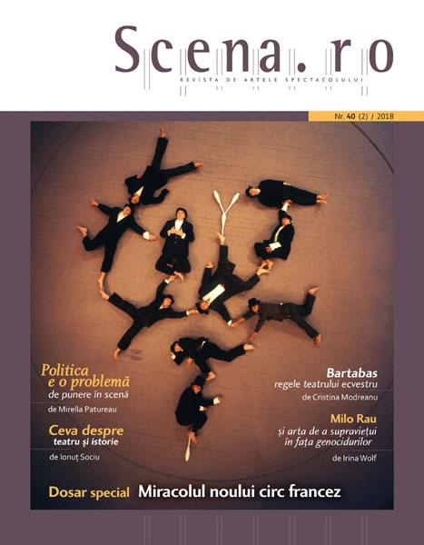 Revista Scena nr 40
