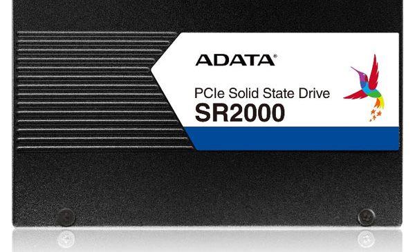 ADATA lansează seria de SSD-uri SR2000 din clasa Enterprise