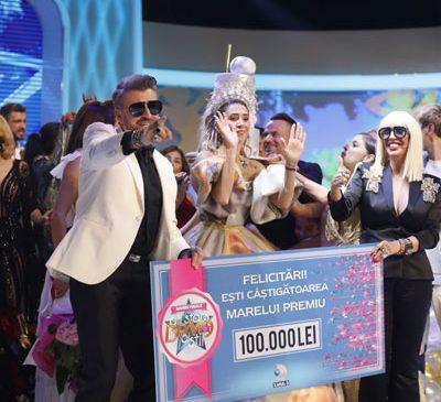 """Silvia este castigatoarea """"Bravo, ai stil! All Stars"""", a marelui premiu de 100.000 de lei si a titlului de Cea mai stilata femeie din Romania"""