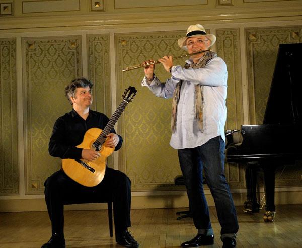 Turneul Flautul fermecat Twenty Shades of Music la Bucuresti
