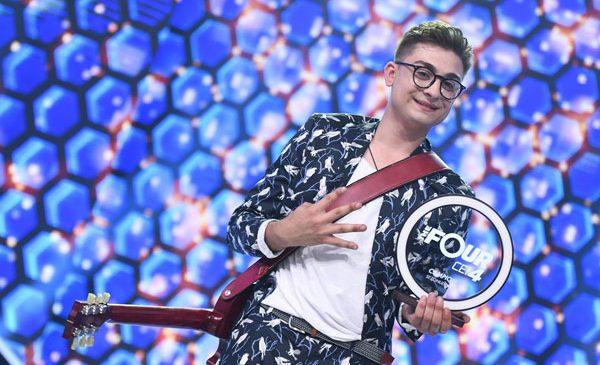 """Vlad Musta este câștigătorul """"The Four – Cei 4"""""""