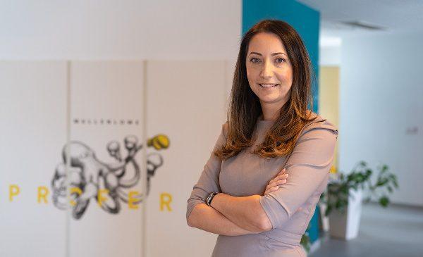 Andreea Dinescu devine Managing Director al agenției Profero