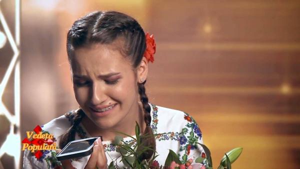 """Cătălina Rotaru, câştigătoarea sezonului 2 """"Vedeta populară"""""""