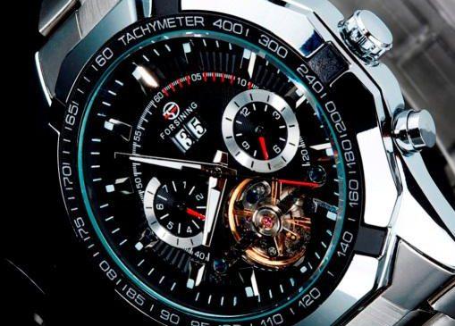 Avantajele şi dezavantajele unui ceas automatic