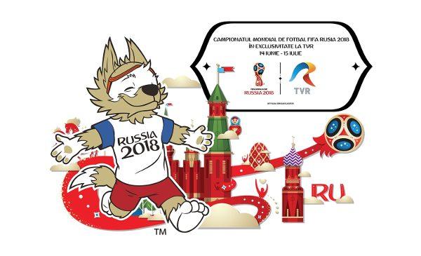 Campionatul Mondial FIFA Rusia 2018, în direct şi în exclusivitate la TVR