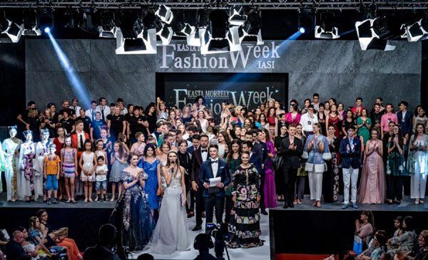 Final impresionant la editia a VI-a Kasta Morrely Fashion Week